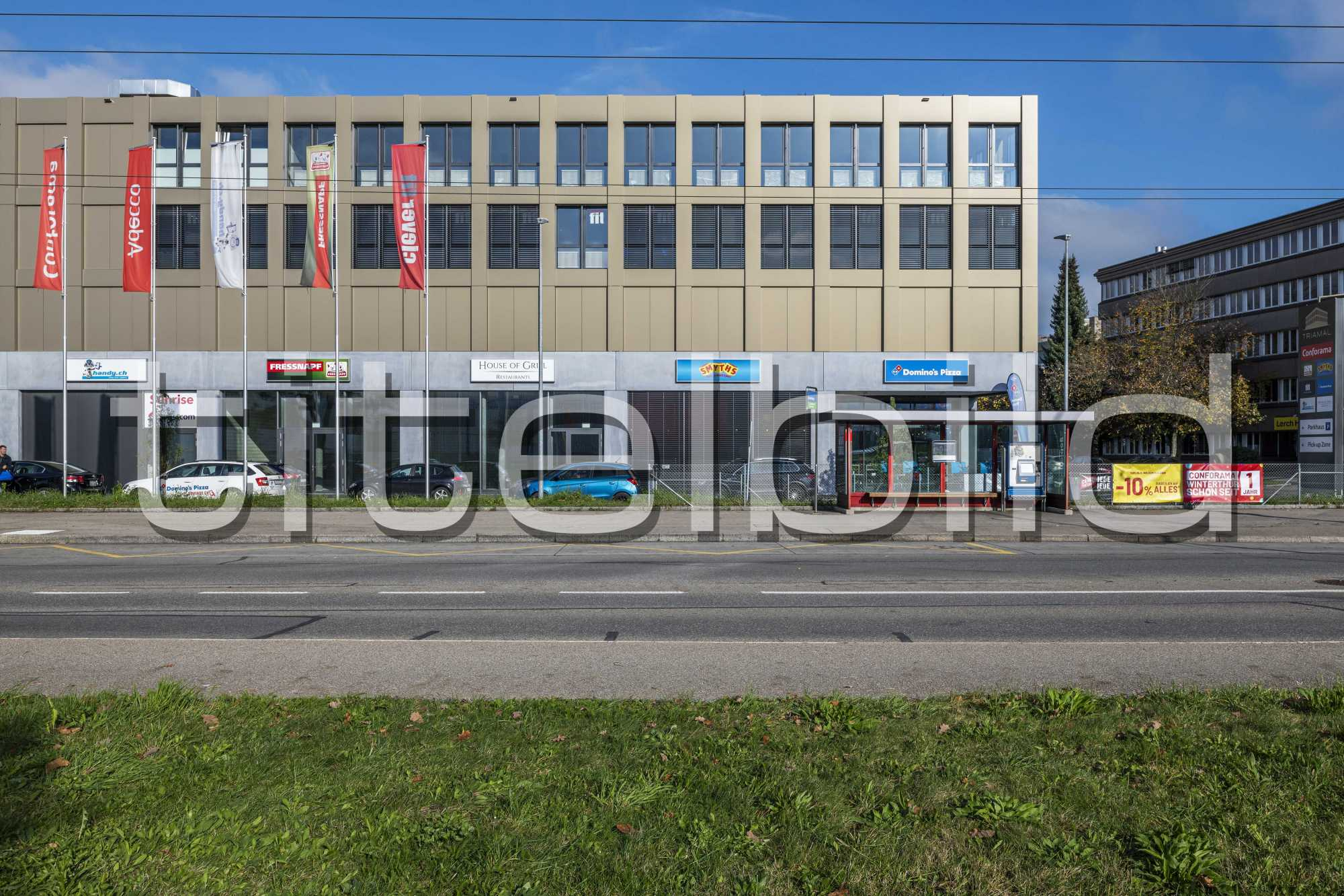 Projektbild-Nr. 2: Neubau Büro-Gewerbehaus