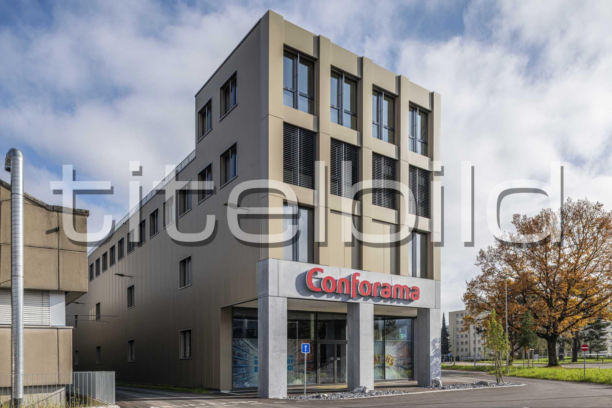 Projektbild-Nr. 3: Neubau Büro-Gewerbehaus