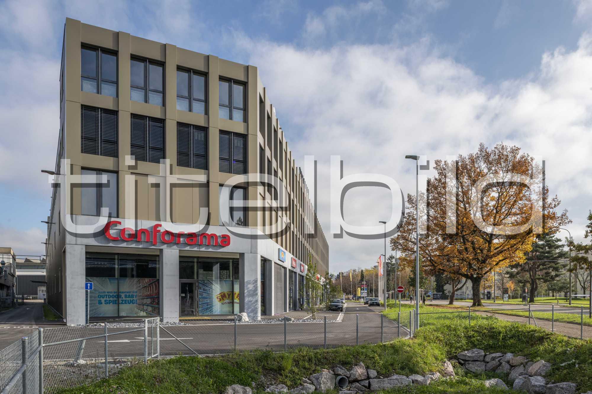Projektbild-Nr. 4: Neubau Büro-Gewerbehaus