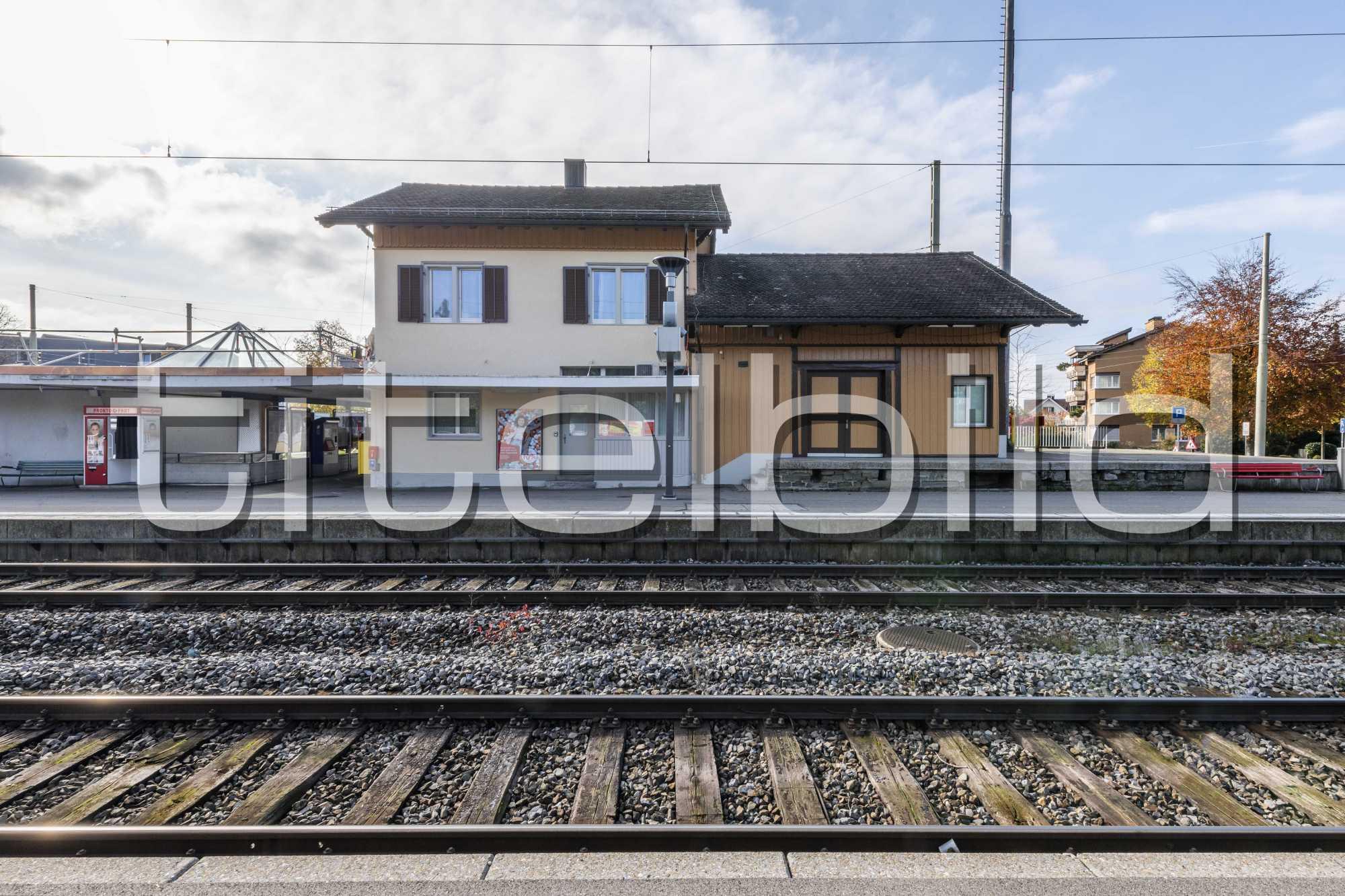 Projektbild-Nr. 1: SBB Winterthur