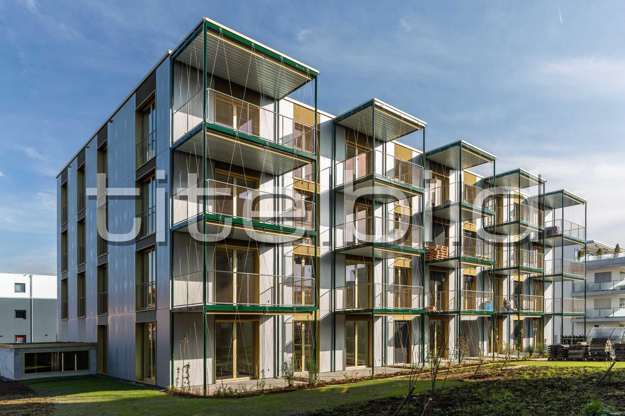 Projektbild-Nr. 0: Quattro Sorelle, Bülach