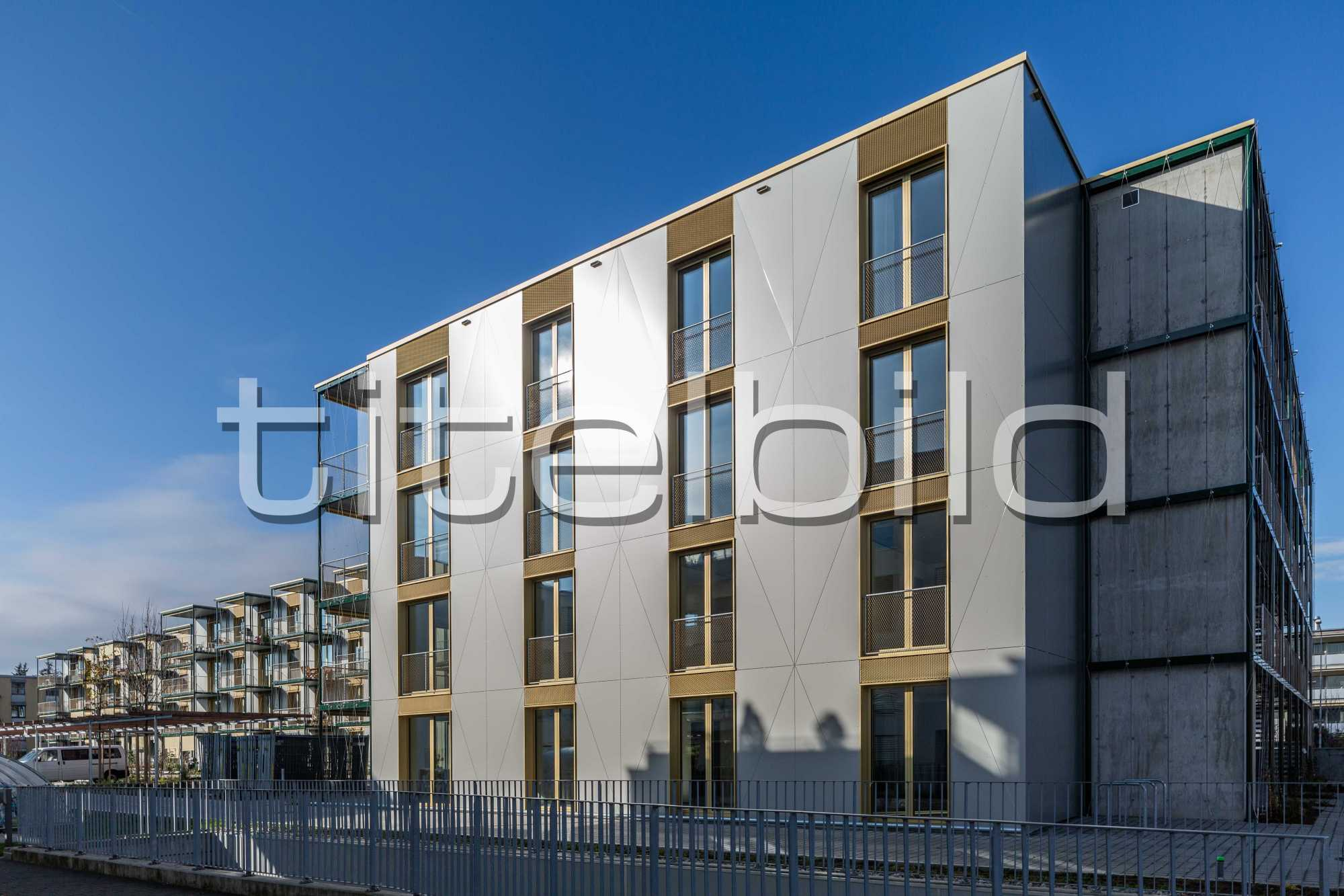 Projektbild-Nr. 2: Quattro Sorelle, Bülach