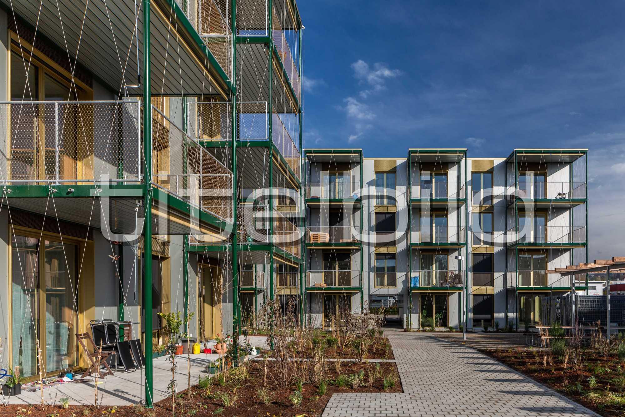 Projektbild-Nr. 3: Quattro Sorelle, Bülach