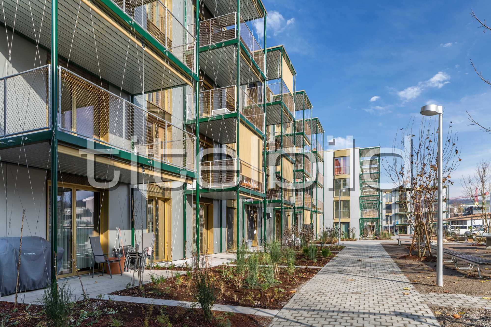 Projektbild-Nr. 5: Quattro Sorelle, Bülach
