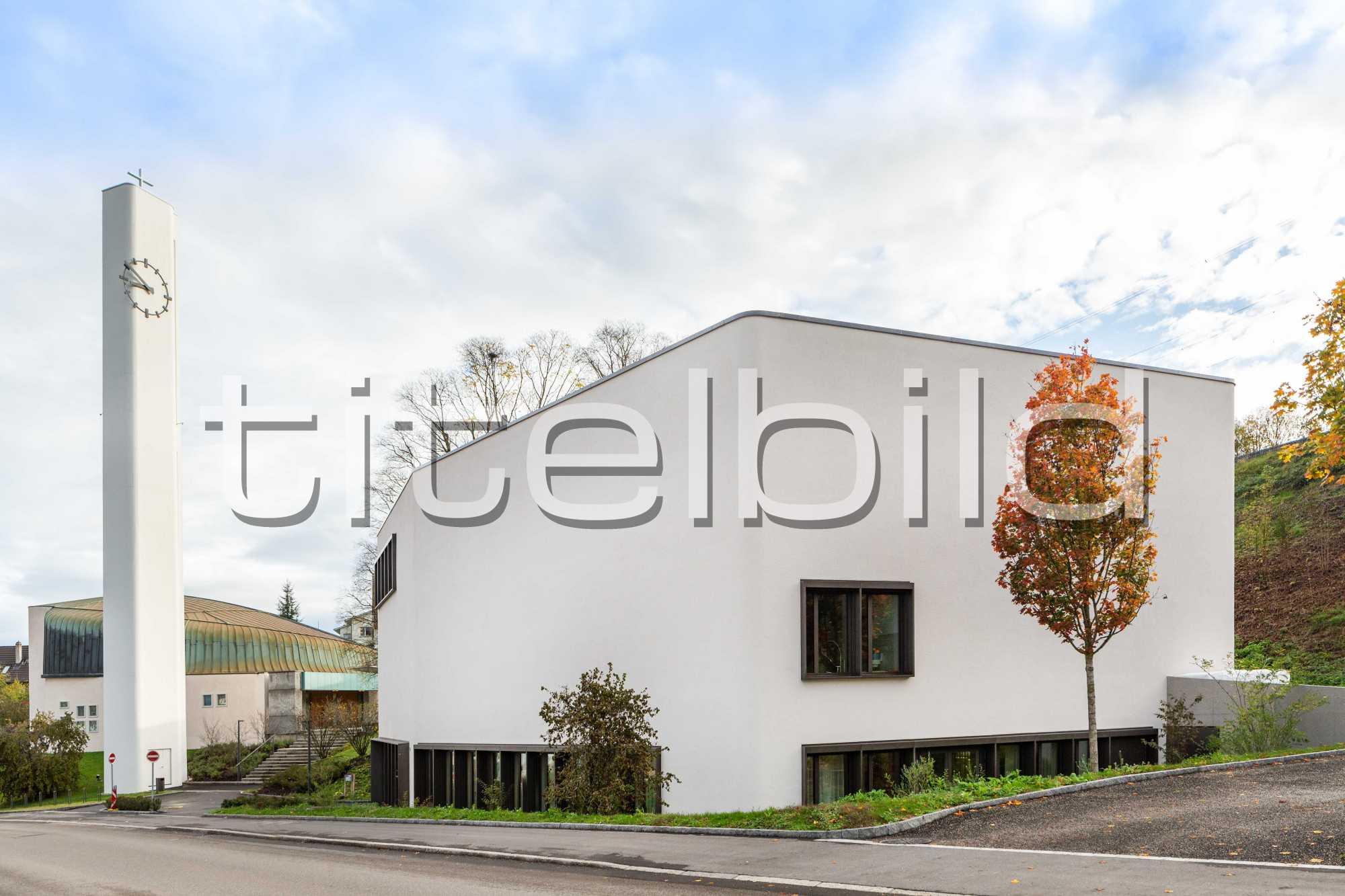 Projektbild-Nr. 0: Neubau Pfarreizentrum Katholische Kirchgemeinde Schlieren