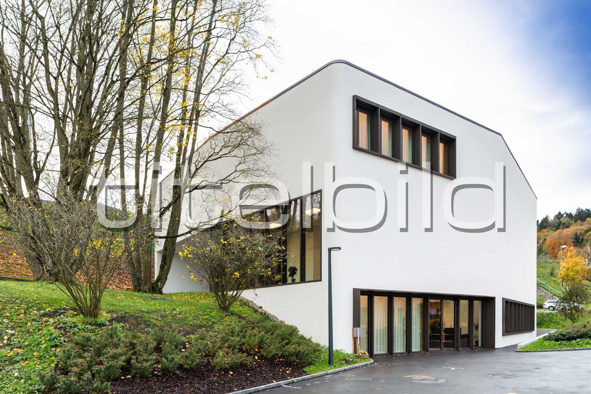 Projektbild-Nr. 1: Neubau Pfarreizentrum Katholische Kirchgemeinde Schlieren