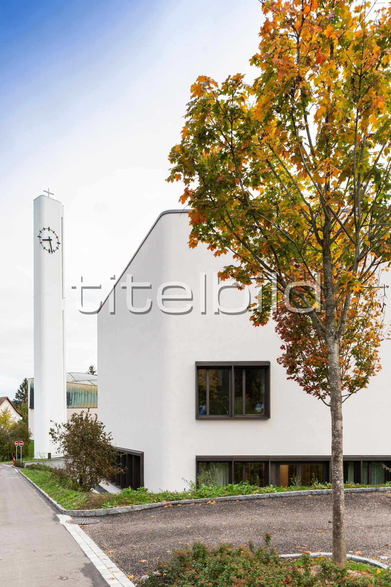 Projektbild-Nr. 4: Neubau Pfarreizentrum Katholische Kirchgemeinde Schlieren