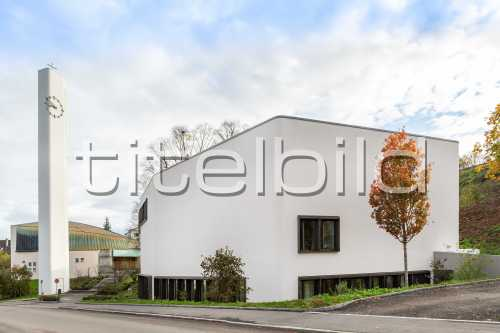 Bild-Nr: 1des Objektes Neubau Pfarreizentrum Katholische Kirchgemeinde Schlieren