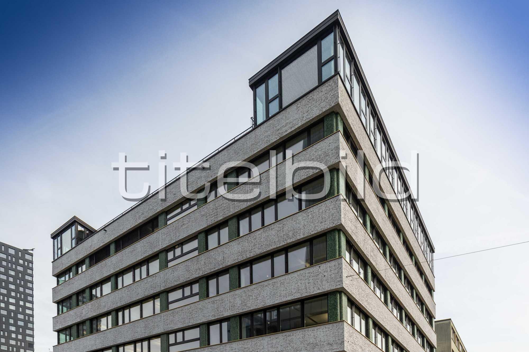 Projektbild-Nr. 0: Sanierung Geschäftshaus Hohlstrasse 612, 8048 Zürich