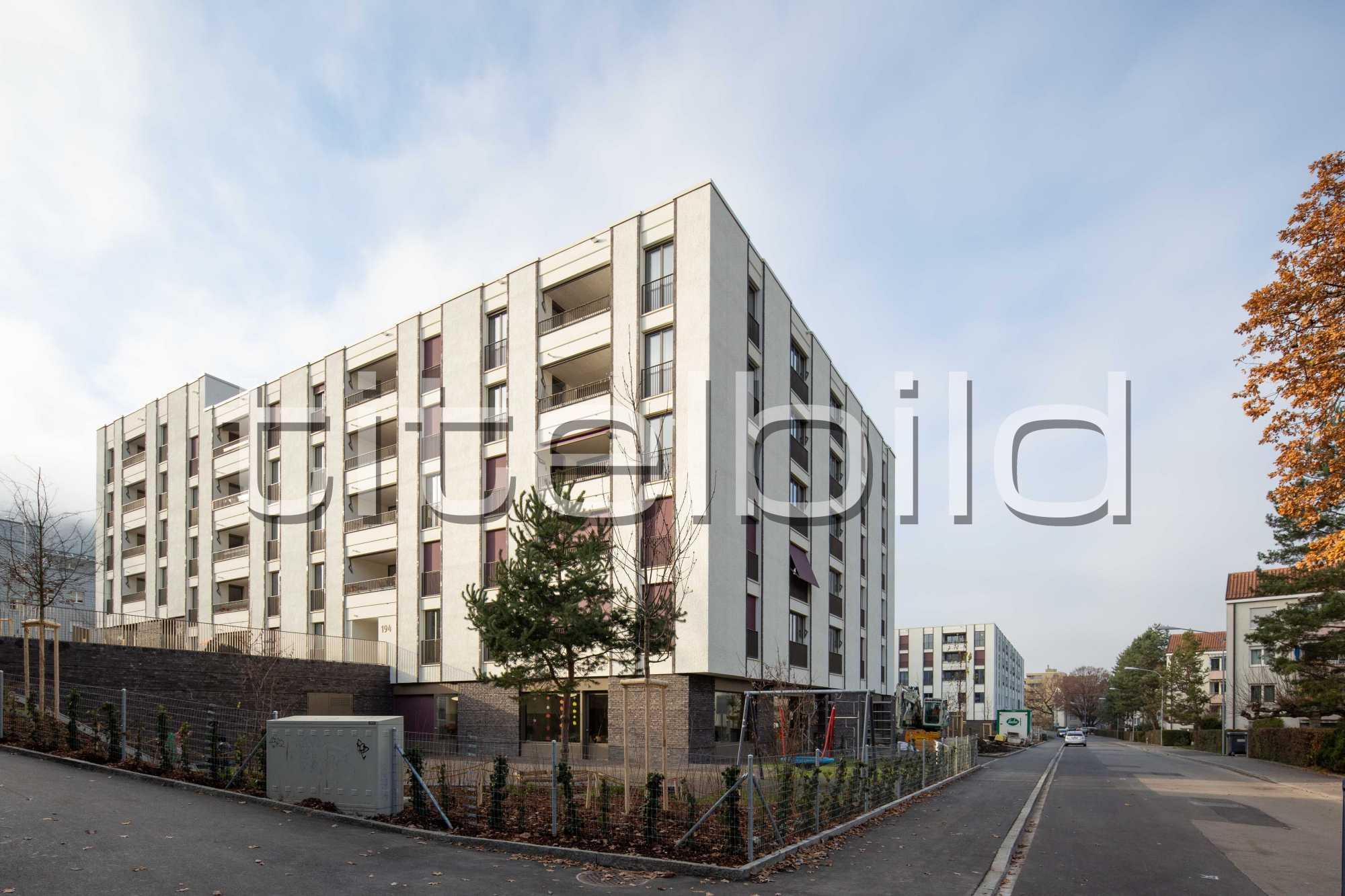 Projektbild-Nr. 0: Quartierzentrum Friesenberg