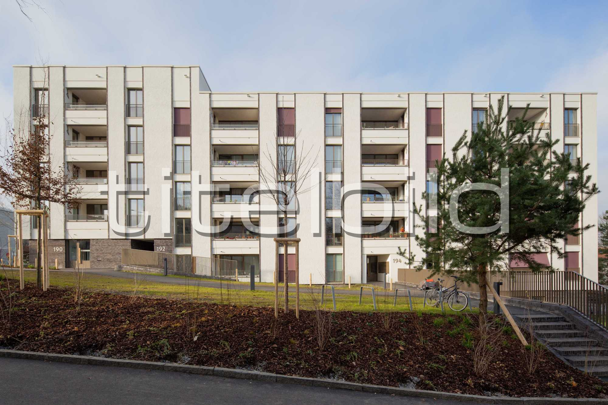 Projektbild-Nr. 1: Quartierzentrum Friesenberg