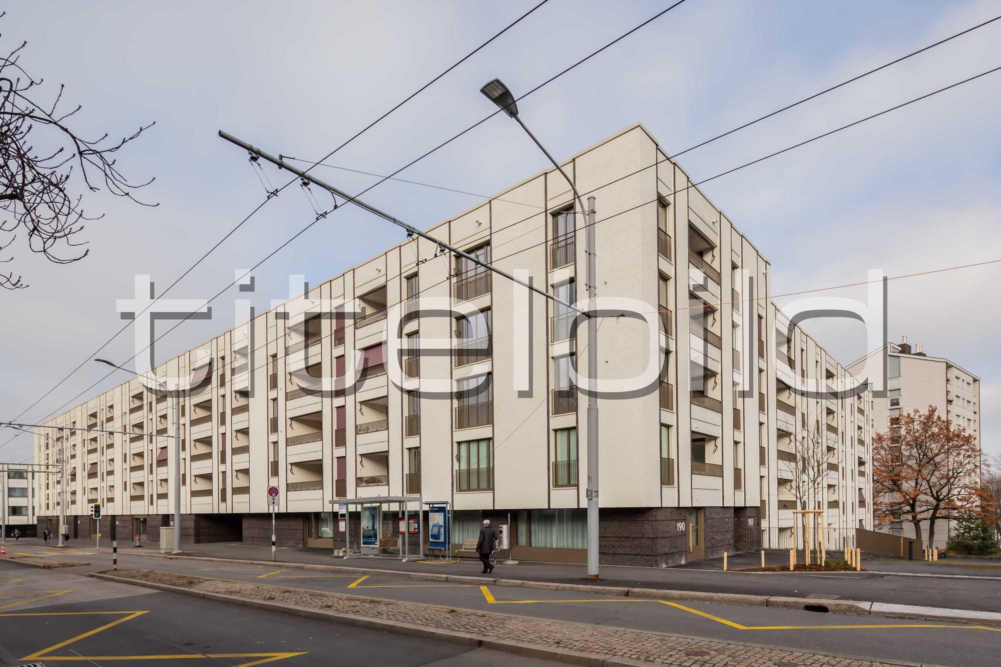 Projektbild-Nr. 2: Quartierzentrum Friesenberg