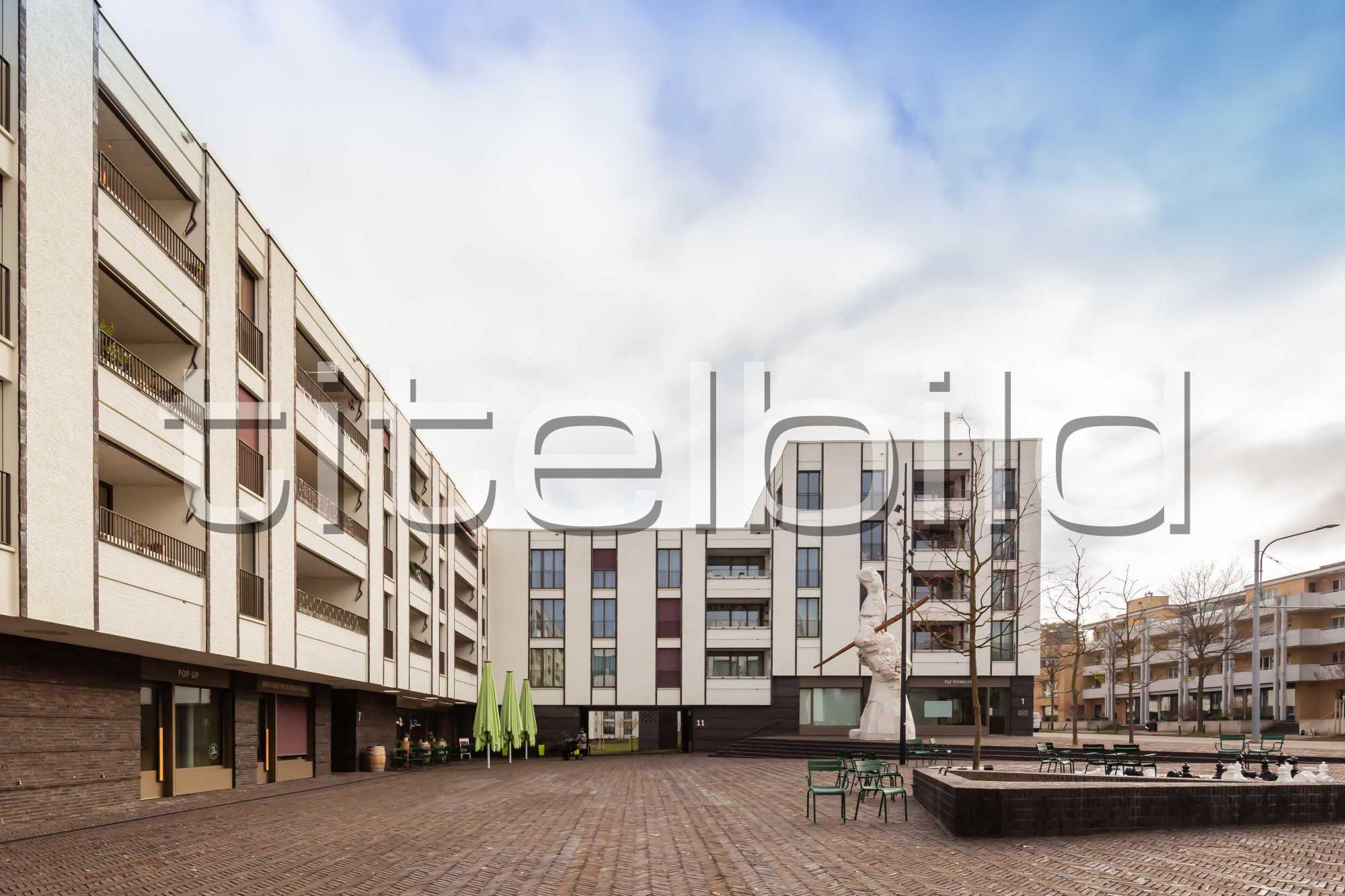 Projektbild-Nr. 3: Quartierzentrum Friesenberg