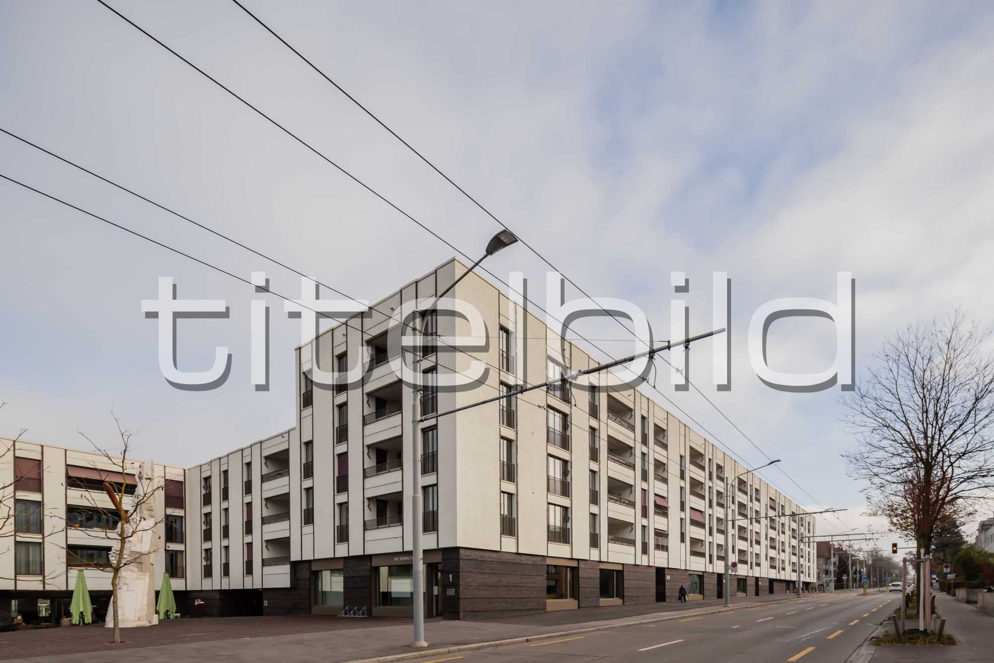 Projektbild-Nr. 4: Quartierzentrum Friesenberg