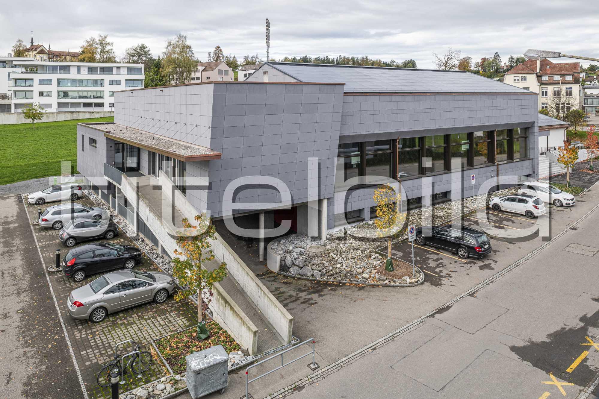 Projektbild-Nr. 0: Mehrzweckgebäude Tübach