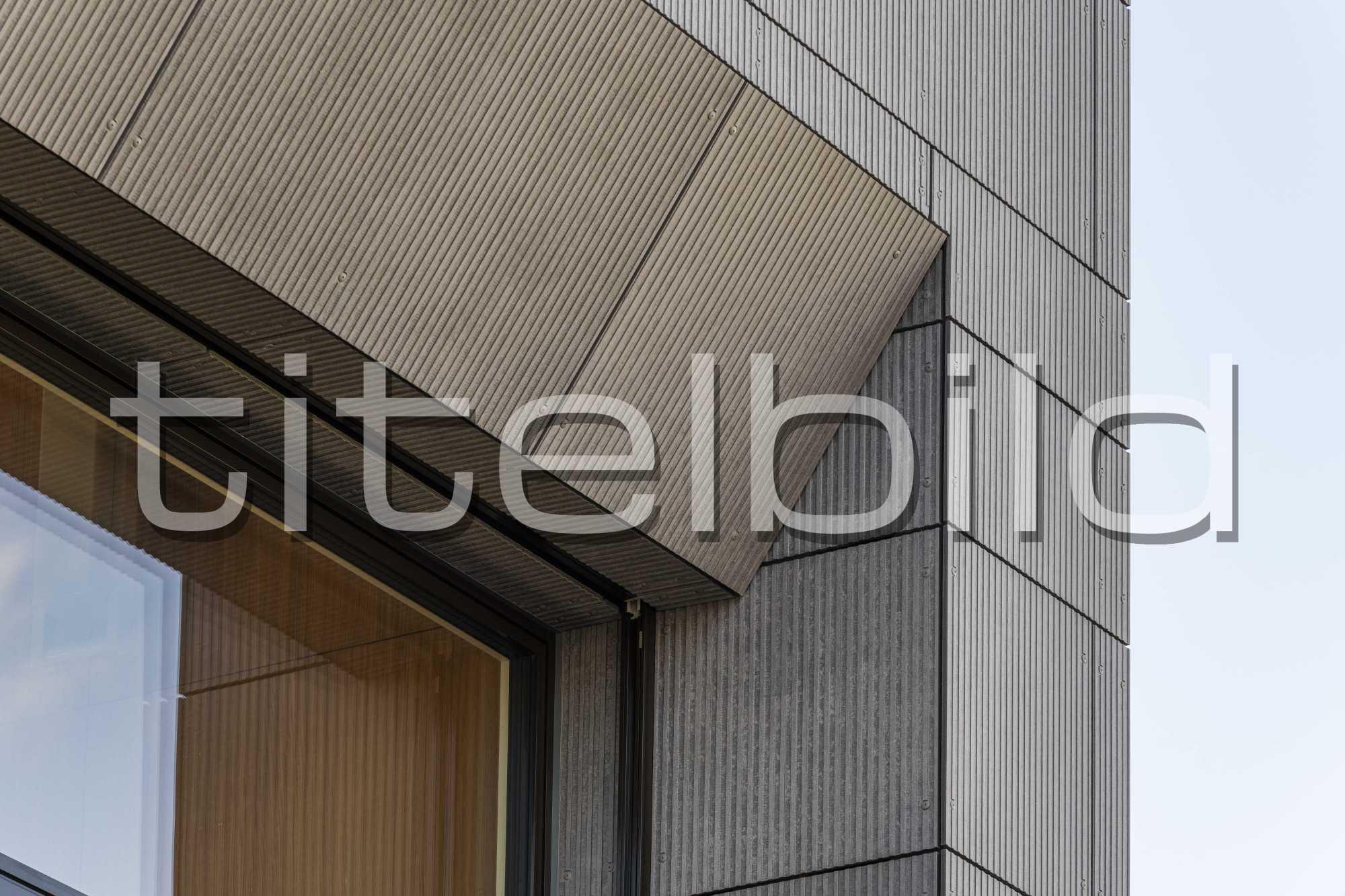 Projektbild-Nr. 2: Mehrzweckgebäude Tübach