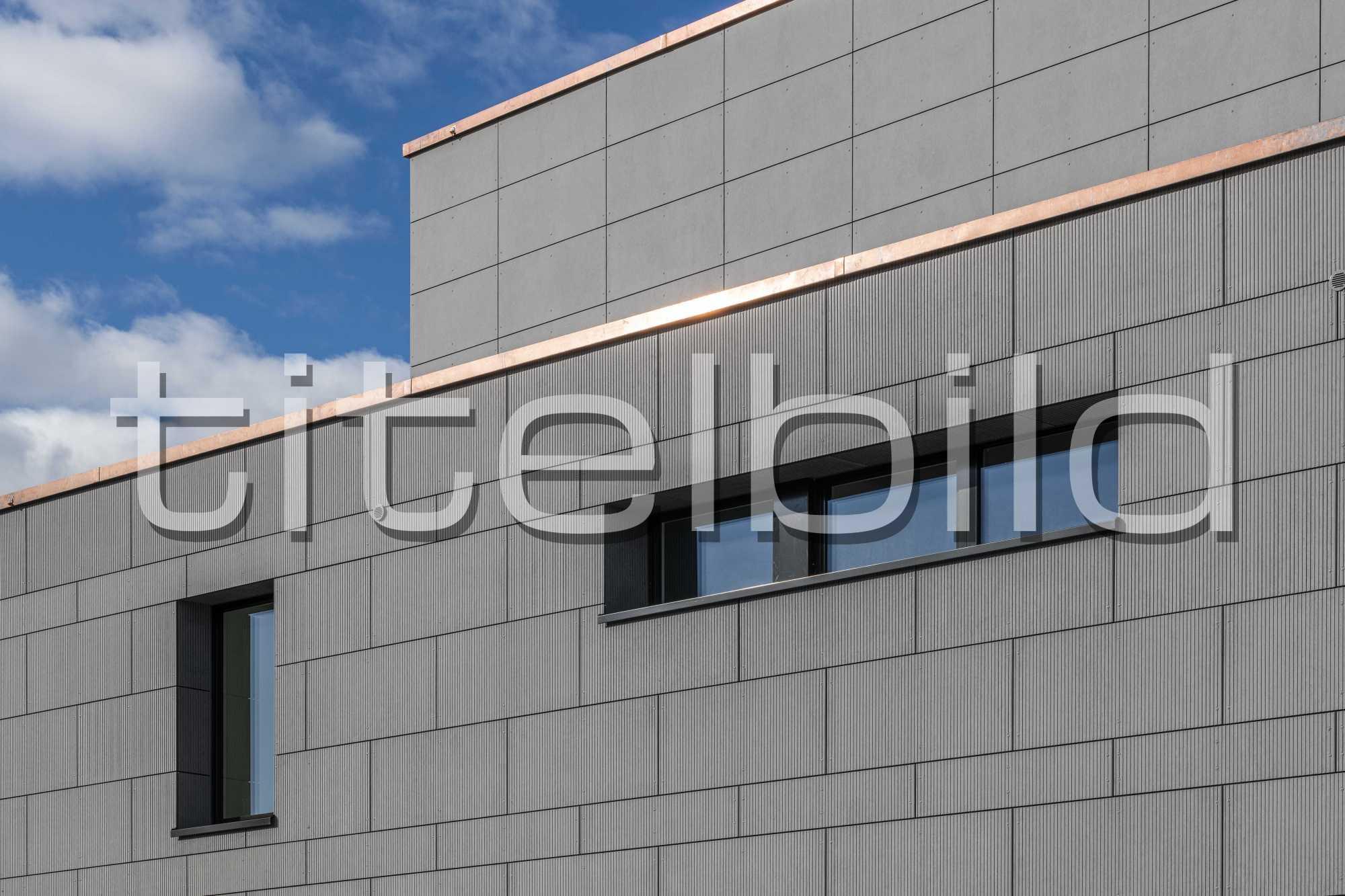 Projektbild-Nr. 4: Mehrzweckgebäude Tübach