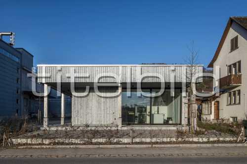Bild-Nr: 3des Objektes Neubau Backstudio