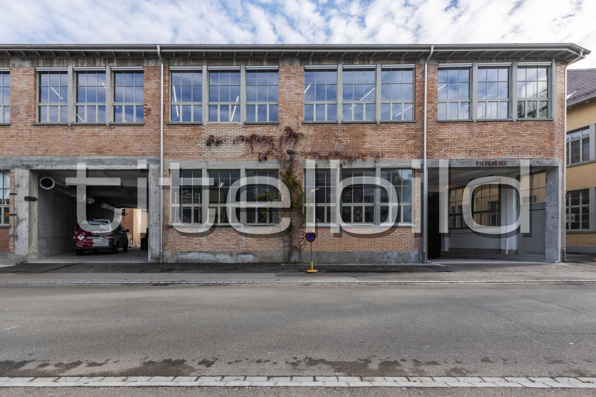 Projektbild-Nr. 1: Ausbau Bürogebäude