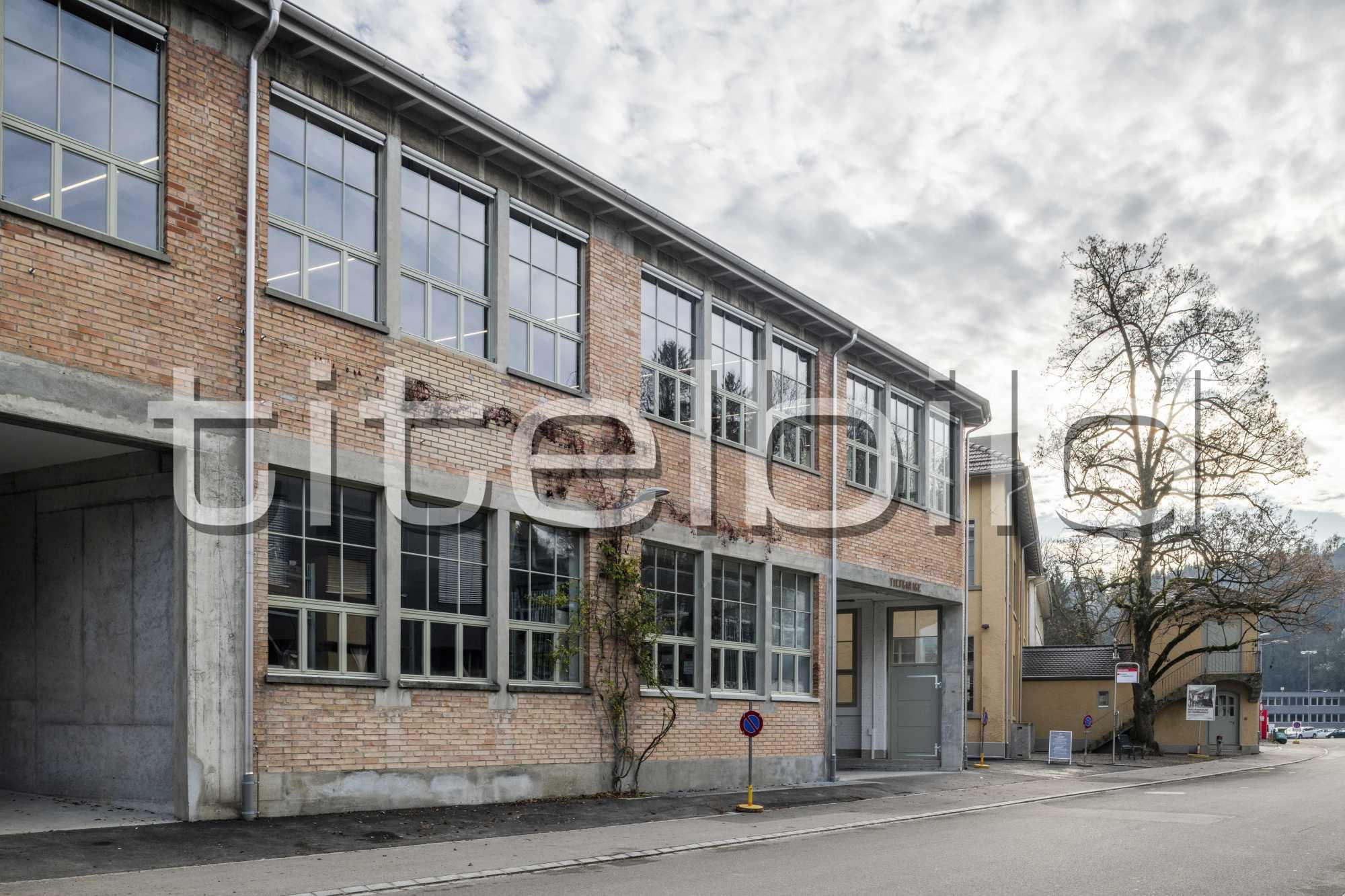 Projektbild-Nr. 3: Ausbau Bürogebäude