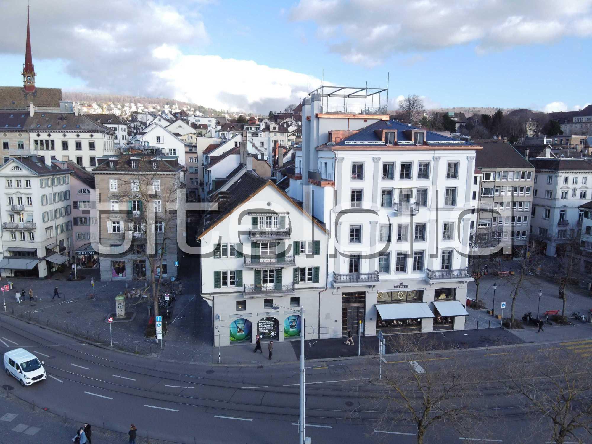 Projektbild-Nr. 1: Gesamtsanierung Wohn- und Geschäftshaus