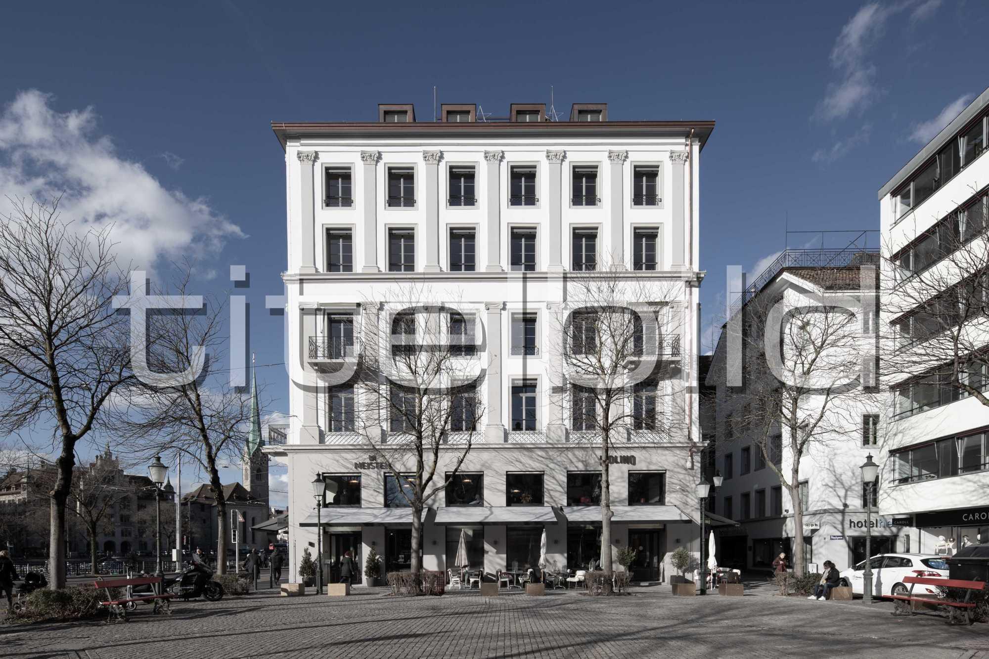 Projektbild-Nr. 2: Gesamtsanierung Wohn- und Geschäftshaus