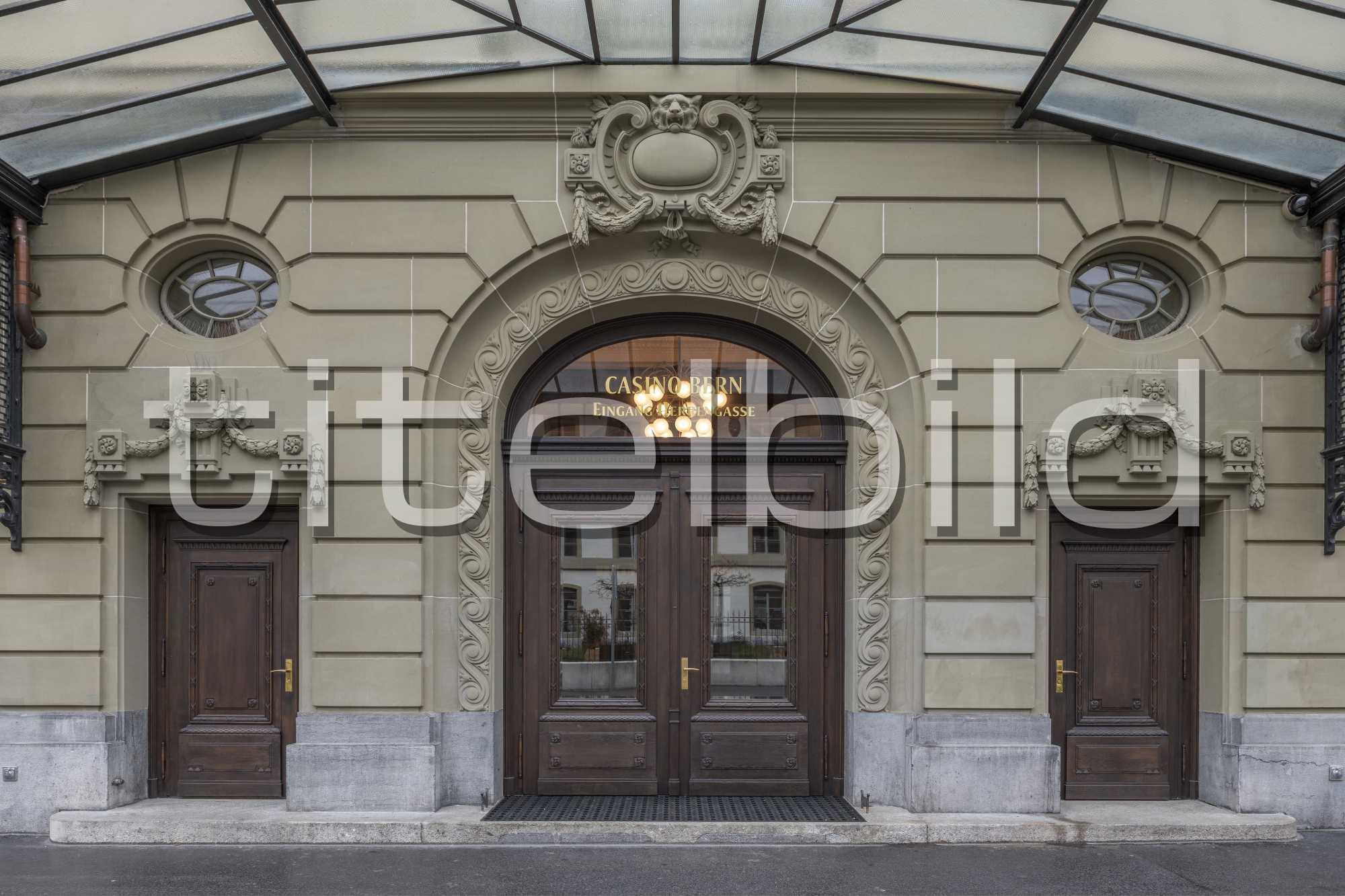 Projektbild-Nr. 0: Gesamtsanierung Casino Bern