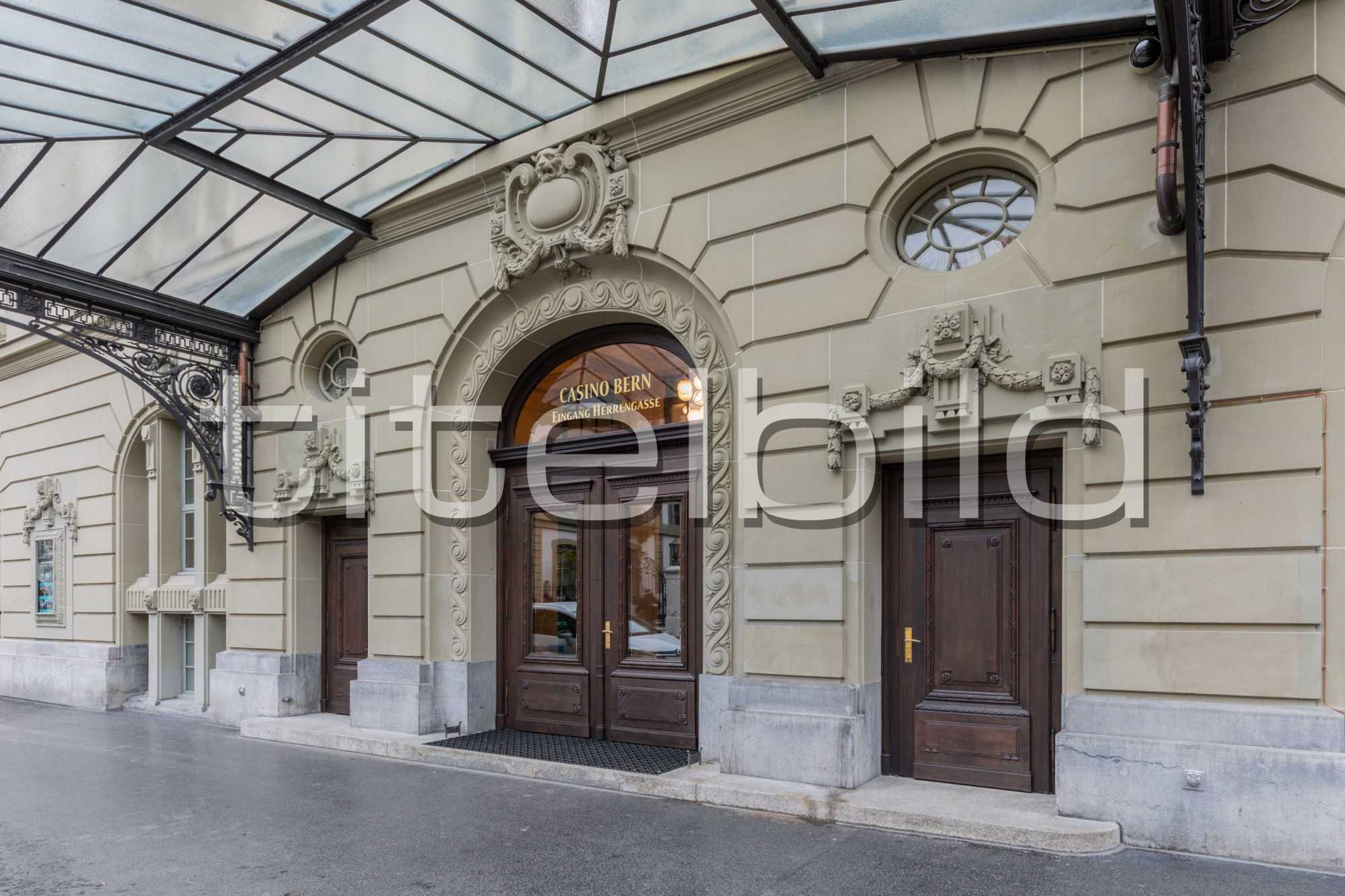 Projektbild-Nr. 3: Gesamtsanierung Casino Bern