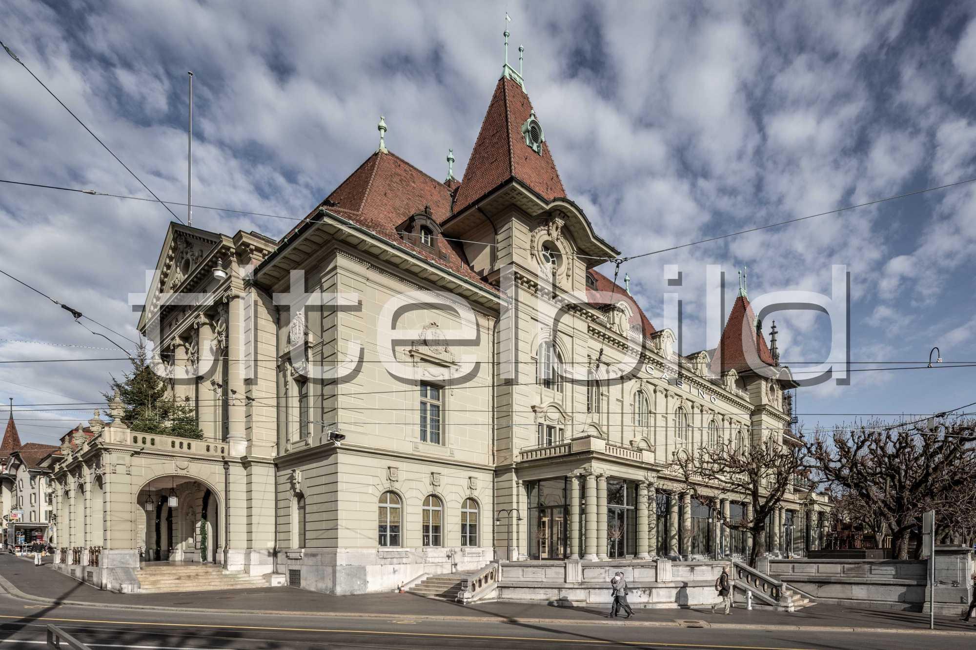 Projektbild-Nr. 5: Gesamtsanierung Casino Bern