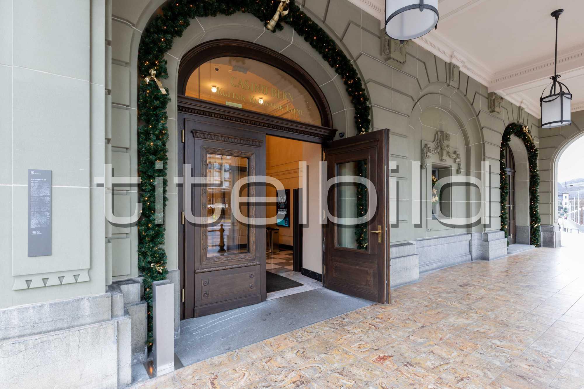 Projektbild-Nr. 6: Gesamtsanierung Casino Bern