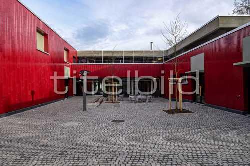 Bild-Nr: 3des Objektes Instandsetzung Gemeinschaftszentrum Hirzenbach mit Park