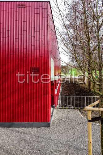 Bild-Nr: 4des Objektes Instandsetzung Gemeinschaftszentrum Hirzenbach mit Park