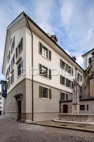 Bild-Nr: 2des Objektes Pfarrhaus Grossmünster (Antistitium)