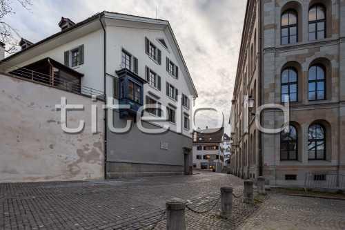 Bild-Nr: 4des Objektes Pfarrhaus Grossmünster (Antistitium)