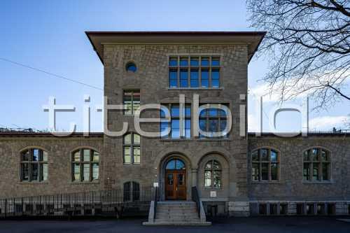 Bild-Nr: 3des Objektes Instansetzung und Umbau Schulhaus und Turnhalle Kern