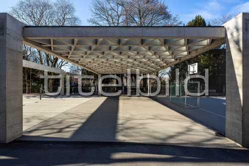 Bild-Nr: 4des Objektes Instansetzung und Umbau Schulhaus und Turnhalle Kern