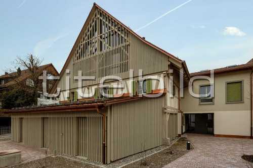Bild-Nr: 1des Objektes Umbau und Erweiterung Bauernhaus im Kirchbrunnen