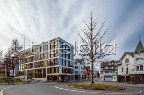 Bild-Nr: 1des Objektes Neubau am Chreisel Raiffeisenbank
