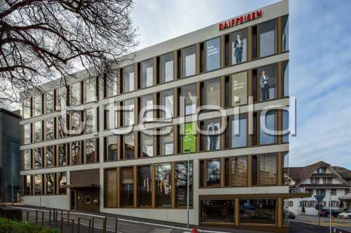 Bild-Nr: 2des Objektes Neubau am Chreisel Raiffeisenbank